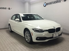 New 2018 BMW 320i xDrive Sedan For Sale in Anchorage, AK