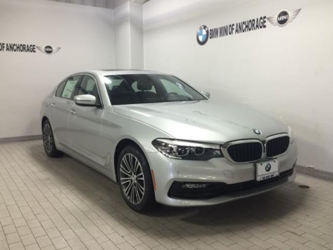 New 2018 BMW 530i xDrive Sedan Anchorage, AK