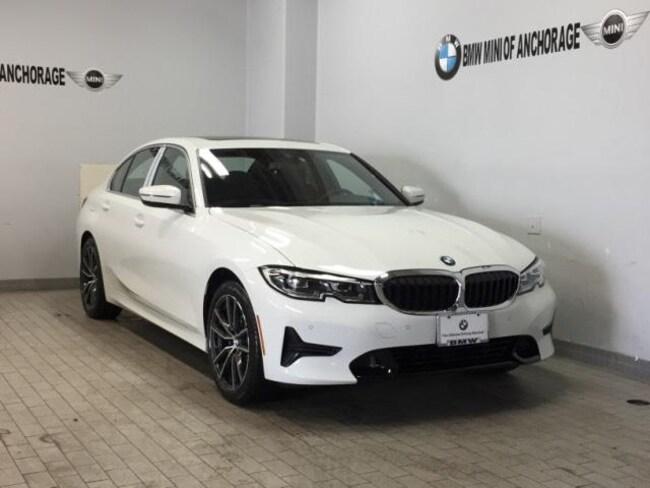 New 2019 BMW 330i xDrive Sedan Anchorage, AK
