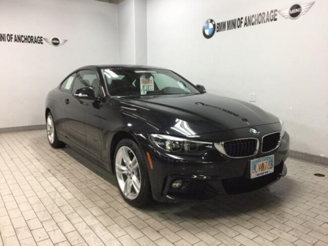 Certified Pre-Owned 2018 BMW 430i xDrive Coupe Anchorage, AK