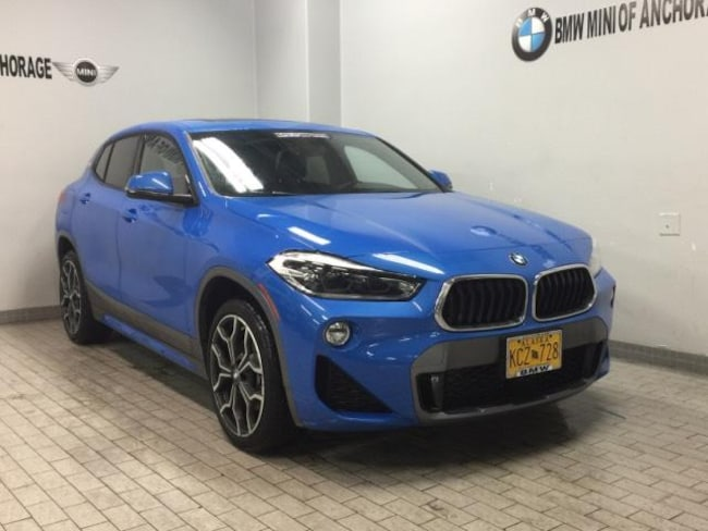 Certified Pre-Owned 2018 BMW X2 xDrive28i Sports Activity Coupe Anchorage, AK