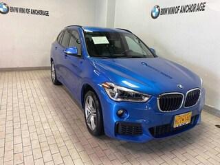 Certified Pre-Owned 2018 BMW X1 xDrive28i SAV Anchorage, AK