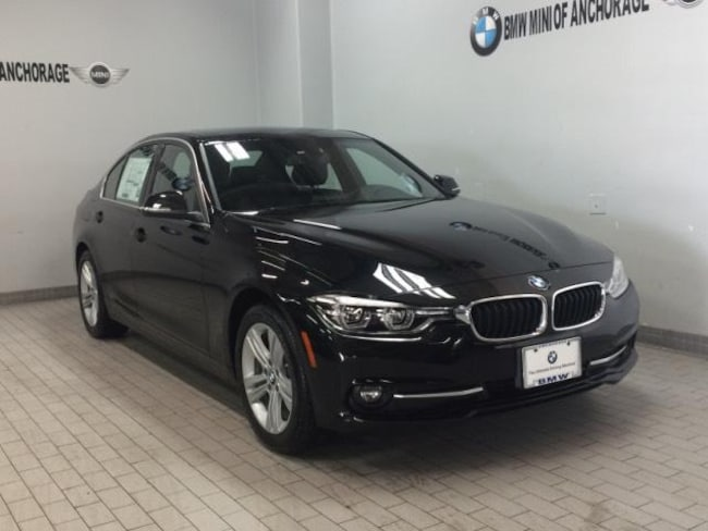 New 2018 BMW 328d xDrive Sedan Anchorage, AK