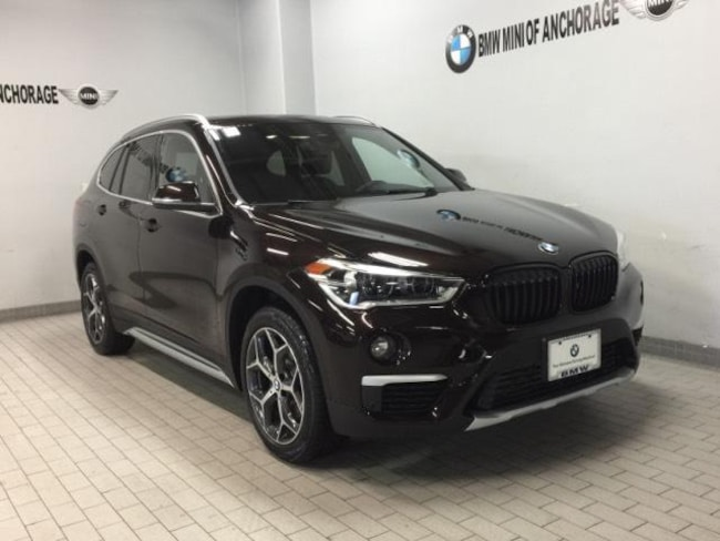 New 2019 Bmw X1 Suv Xdrive28i Sparkling Brown For Sale In Anchorage