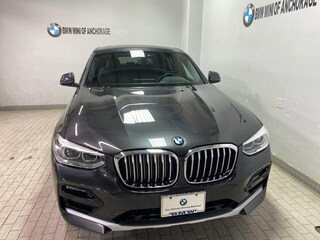 New 2021 BMW X4 xDrive30i Sports Activity Coupe Anchorage, AK