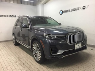 New 2019 BMW X7 xDrive40i SUV Anchorage, AK