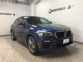 New 2019 BMW X4 xDrive30i Sports Activity Coupe Anchorage, AK