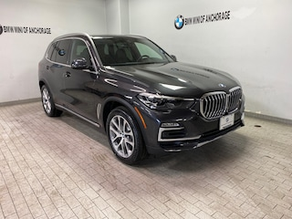New 2021 BMW X5 xDrive40i SAV Anchorage, AK