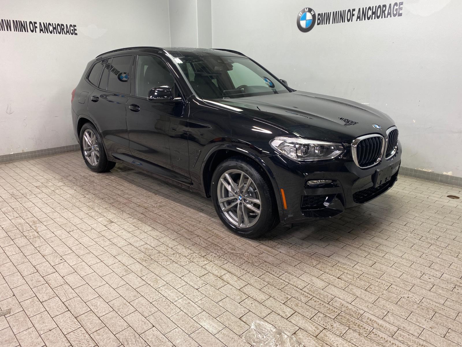 2021 BMW X3 PHEV SAV
