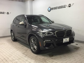 New 2019 BMW X3 M40i SAV Anchorage, AK