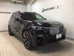 New 2019 BMW X7 xDrive50i SUV For Sale in Anchorage, AK