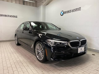 New 2020 BMW 530i xDrive Sedan Anchorage, AK