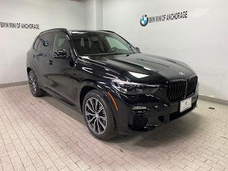 New 2021 BMW X5 xDrive40i SAV Anchorage, AK