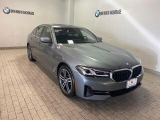 New 2021 BMW 530i xDrive Sedan Anchorage, AK