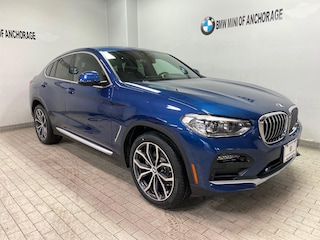 New 2021 BMW X4 xDrive30i Sports Activity Coupe Anchorage, AK