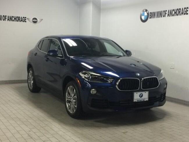 New 2018 BMW X2 xDrive28i Sports Activity Coupe Anchorage, AK