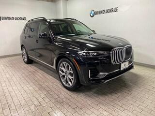 New 2021 BMW X7 xDrive40i SUV Anchorage, AK