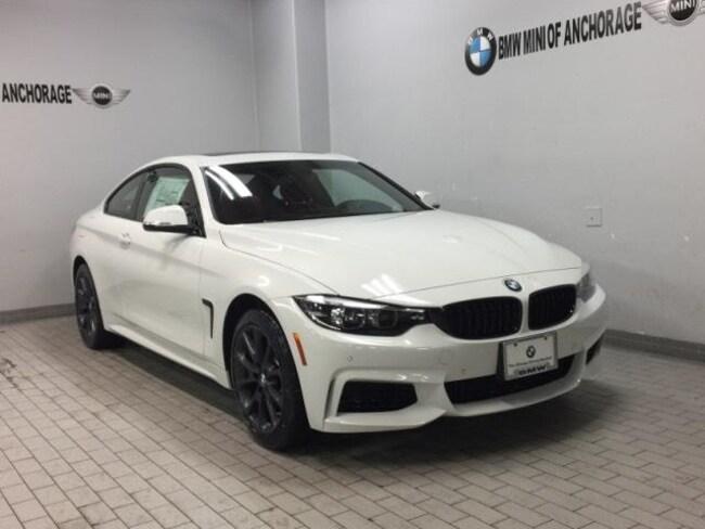New 2019 BMW 430i xDrive Coupe Anchorage, AK