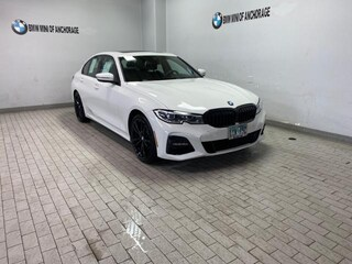 Certified Pre-Owned 2020 BMW 330i xDrive Sedan Anchorage, AK