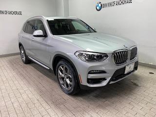 New 2021 BMW X3 xDrive30i SAV Anchorage, AK