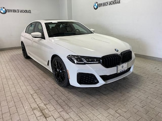 New 2021 BMW 540i xDrive Sedan Anchorage, AK