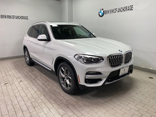New 2021 BMW X3 xDrive30i SAV Anchorage, AK