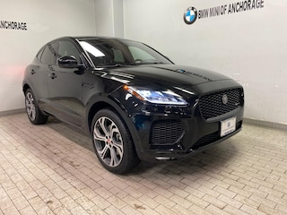 New 2018 Jaguar E-PACE First Edition SUV