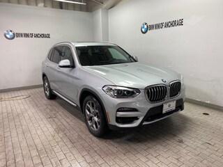 New 2021 BMW X3 PHEV xDrive30e SAV Anchorage, AK
