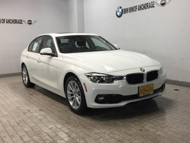 Certified Pre-Owned 2018 BMW 320i xDrive Sedan Anchorage, AK