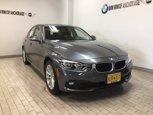 2018 BMW 320i xDrive Sedan WBA8E5G52JNV03338 JNV03338X