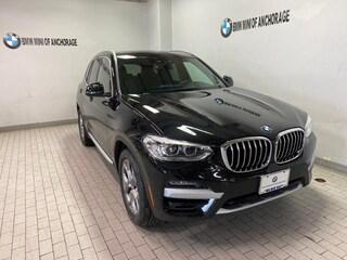 New 2020 BMW X3 PHEV xDrive30e SAV Anchorage, AK