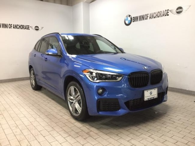 New 2019 BMW X1 xDrive28i SUV Anchorage, AK