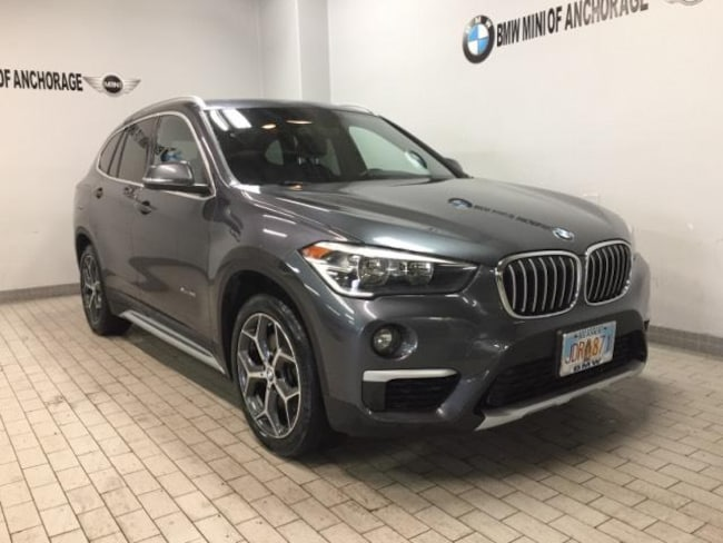 Certified Pre-Owned 2016 BMW X1 xDrive28i SUV Anchorage, AK