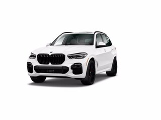 New 2021 BMW X5 M50i SAV Anchorage, AK