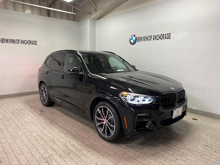 New 2021 BMW X3 M40i SAV Anchorage, AK