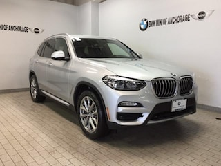 New 2019 BMW X3 xDrive30i SAV Anchorage, AK