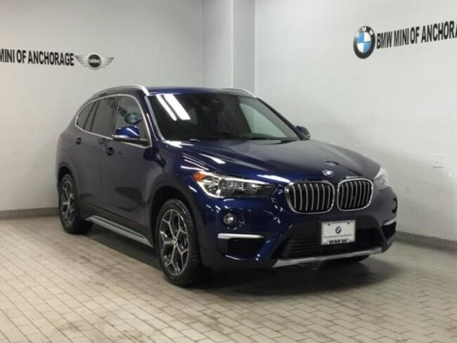 New 2019 BMW X1 xDrive28i SUV Anchorage, AK