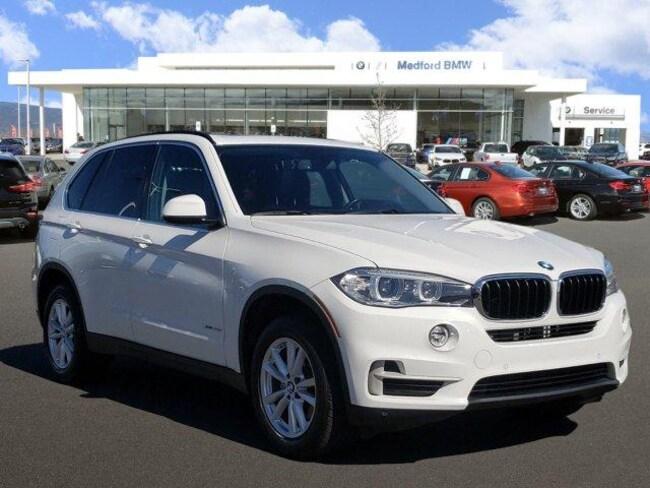 Used 2015 BMW X5 xDrive35d SUV Medford, OR