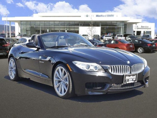 Used 2015 BMW Z4 sDrive35i Convertible Medford, OR