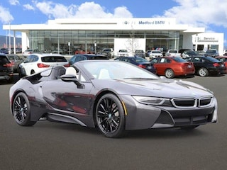New 2019 BMW i8 Convertible Medford, OR