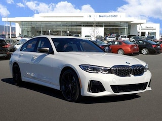 New 2020 BMW M340i xDrive Sedan Medford, OR