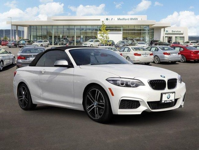 Used 2018 BMW M240i Convertible Medford, OR