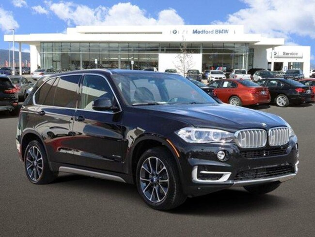 Used 2018 BMW X5 xDrive35i SAV Medford, OR