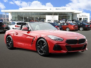 New 2019 BMW Z4 sDrive30i Convertible Medford, OR