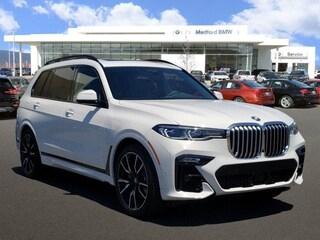 New 2019 BMW X7 xDrive50i SUV Medford, OR