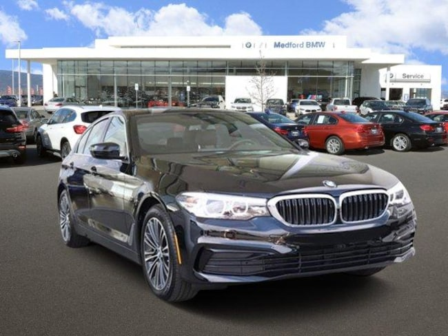 New 2019 BMW 530i xDrive Sedan Medford, OR