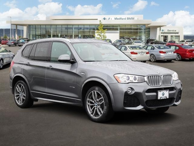 Used 2016 BMW X3 xDrive28i SAV Medford, OR