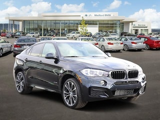 New 2019 BMW X6 xDrive35i SAV Medford, OR