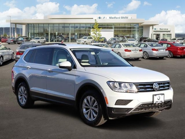 2018 Volkswagen Tiguan 2.0T SE 4MOTION SUV