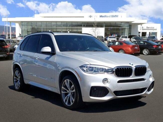 Used 2016 BMW X5 xDrive35d SAV Medford, OR